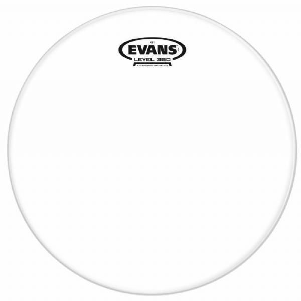 Evans Genera G1 13-inch Tom Drum Head - TT13G1